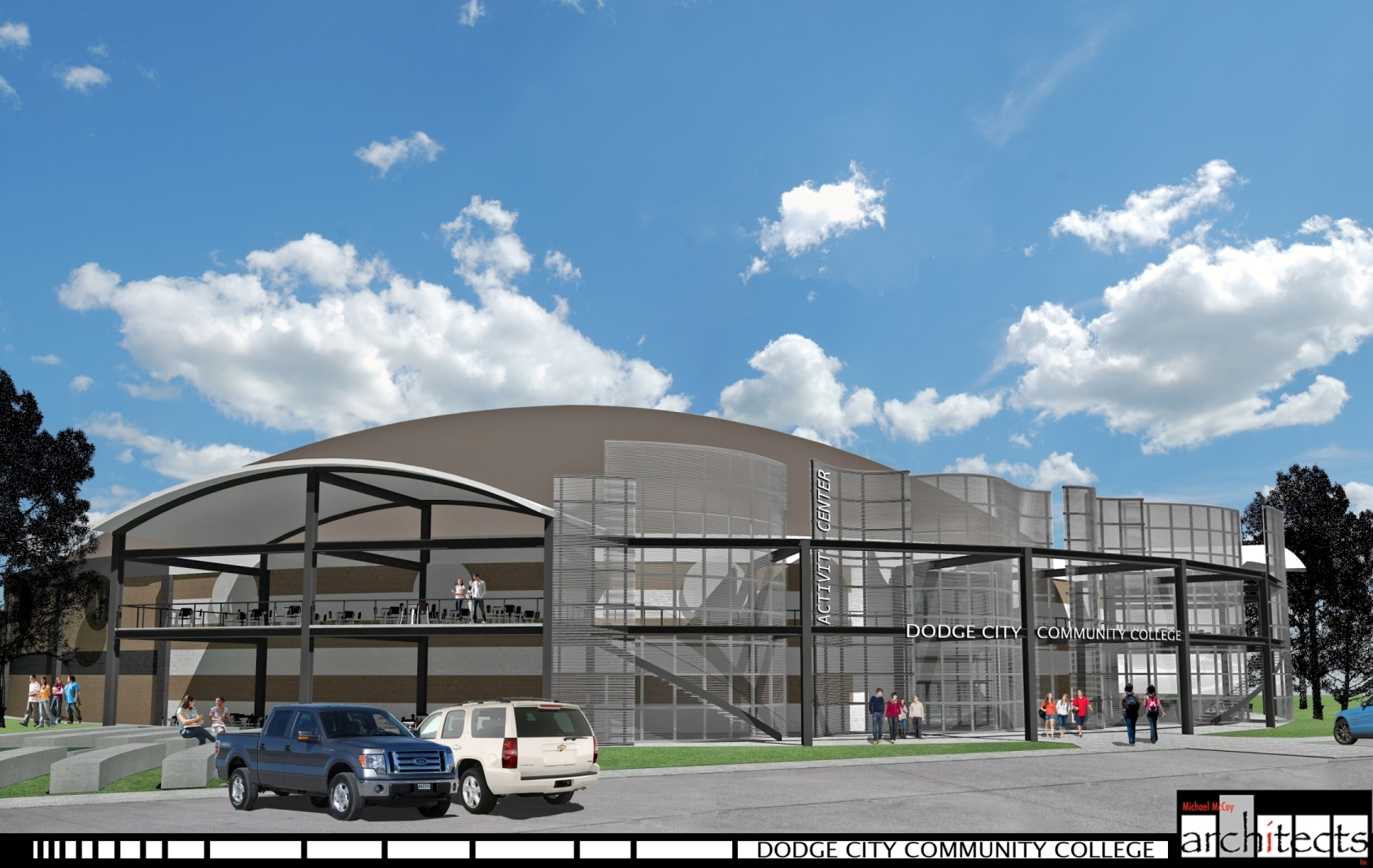 Dccc Makes Their Case For New Student Activities Center
