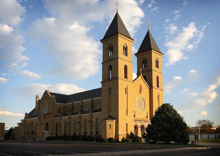 Scott City Ks >> A First For the Catholic Church in Kansas | Western Kansas News