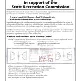 wellness center proposal