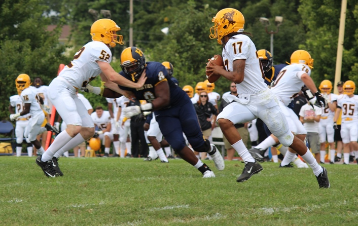 Sims Way Is Good Enough Broncbusters Hold Of Highland