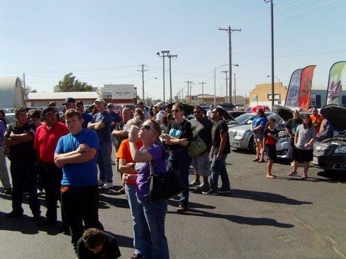 Page Is Winner Of Truck Giveaway Western Kansas News