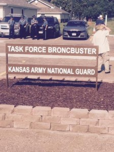 national guard dedication four