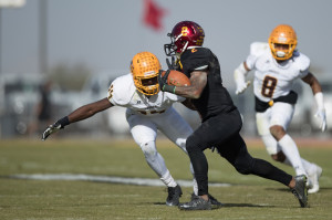 GCCC vs Arizona Western College - El Toro Bowl