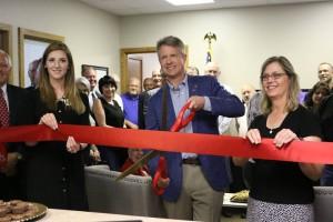 marshall opens office