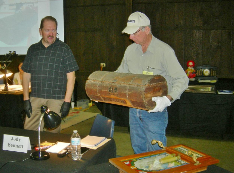 Sixth Annual SW Kansas Antiques Appraisal Fair comin March 10 ...